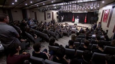 mantalite - Cumhurbaşkanı Erdoğan: 'Eski eğitim öğretim mantalitesini bir daha geri gelmemek üzere rafa kaldırdık.' - İSTANBUL