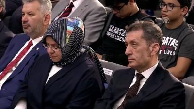 Cumhurbaşkanı Erdoğan: 'Geçtiğimiz 16 yılda 605 bin 450 yeni öğretmen ataması yaparak bu rakamı 920 binin üzerine çıkardık' - İSTANBUL