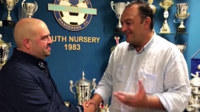 Dündar Keşaplı, Sliema Wanderers'ın basın sorumlusu oldu