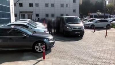 FETÖ'nün MİT Sinyal İstihbarat Dairesindeki yapılanmasına yönelik operasyon - ANKARA