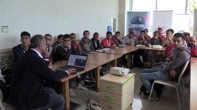Gençlik Kapasite Geliştirme ve Medya Eğitim Kampı - SAMSUN