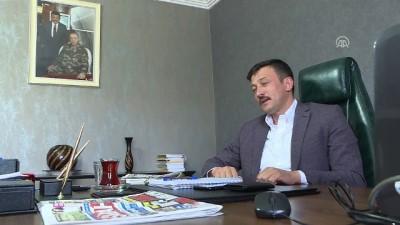 Hamza Dağ: 'Dursun Çiçek başsavcıların isimlerini açıklamalı' - İZMİR