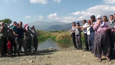 'Kiraz'ın kanalizasyonu 25 yıldır köyümüzün içinden akıyor' - İZMİR