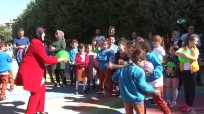Konya'da çocuklara özel 'Çocuk Sokağı' açıldı