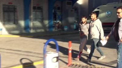 - Konya'da okul önlerindeki torbacılara operasyon