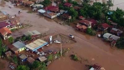 - Laos'da Tropikal Fırtına: 55 Ölü, 100 Kişi Kayıp