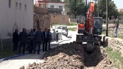 Mardin'de altyapı için 244 proje