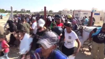 MHP Milletvekili Taşdoğan: 'Suriye sınırında hilal tamamlandı'