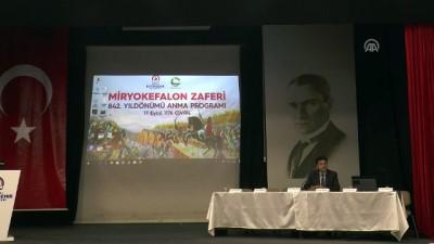 Miryokefalon Zaferi'nin 842. yıl dönümü - DENİZLİ
