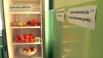 zihinsel gelisim -  'Öğrencilerin beslenme çantası başarısını etkiliyor'