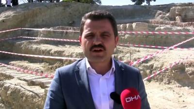 Patlamamış top mermisi bulundu - ÇANAKKALE