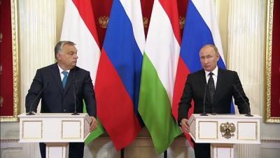 Putin'den Suriye'de düşürülen Rus uçağına ilişkin açıklama - MOSKOVA