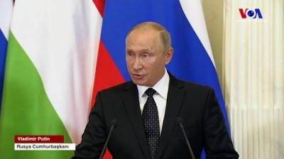 Putin: 'Uçağımızın Düşürülmesi Trajik Olaylar Zincirinin Sonucu'