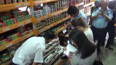 Siverek'te marketlere sıkı denetim - ŞANLIURFA