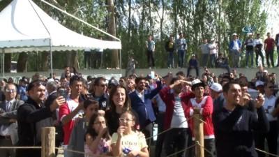 Solo Türk Erzurum semalarında nefes kesti