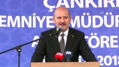 Soylu: 'Bizim için en önemli mesele vatandaş memnuniyetidir' - ÇANKIRI