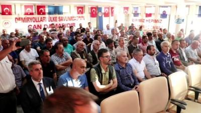 Türk İş Başkanı Atalay'dan fırsatçılara tepki