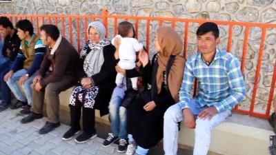 Van'da 199 düzensiz göçmen yakalandı