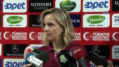 Zeynep Gül Ene: 'Çok iyi hazırlandık'