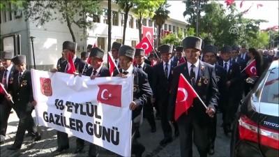 19 Eylül Gaziler Günü kutlanıyor - İSTANBUL