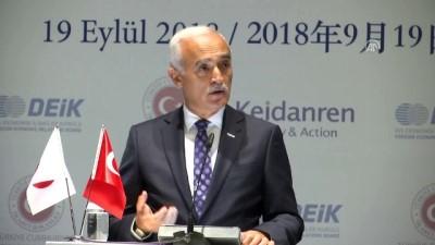 24. Türkiye-Japonya İş Konseyi Ortak Toplantısı (2) - İSTANBUL