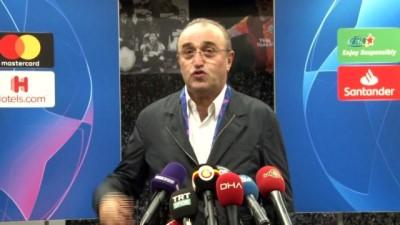 """Abdurrahim Albayrak: """"Taraftarımızdan özür dilerim"""""""