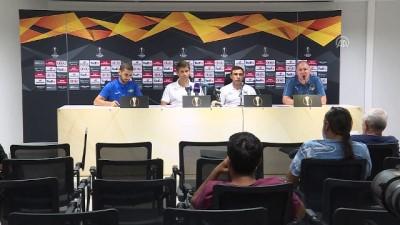 Akhisarspor-Krasnodar maçına doğru - Krasnodar Teknik Direktörü Fomenko - MANİSA