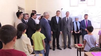Bakan Selçuk, Suriyeli öğrencilerden 'Türkiyem' şarkısını dinledi - ŞANLIURFA