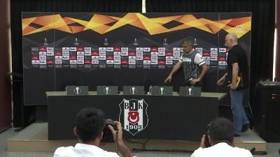 Beşiktaş-Sarpsborg maçına doğru - Şenol Güneş (1) - İSTANBUL