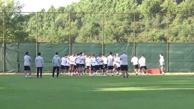 Beşiktaş, Sarpsborg maçına hazır - İSTANBUL