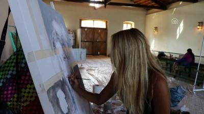 Bisanthe Uluslararası Kadın Ressamlar Sanat Çalıştayı - TEKİRDAĞ