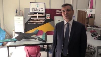 Bursa Teknik Üniversitesi TEKNOFEST'e 5 takımla katılacak - BURSA