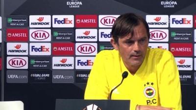 Dinamo Zagreb-Fenerbahçe maçına doğru - Phillip Cocu - ZAGREB