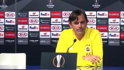 Dinamo Zagreb-Fenerbahçe maçına doğru - ZAGREB