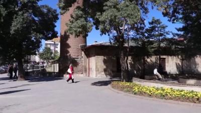 Eğri minaresiyle dikkat çeken Ulucami'nin sırrı çözülüyor