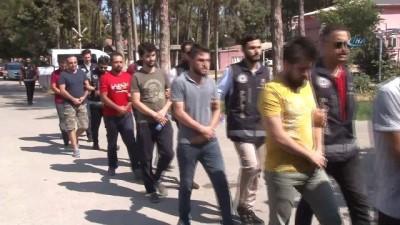FETÖ operasyonunda 7'si muvazzaf 13 askere gözaltı