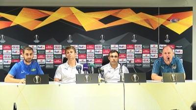 rektor - Fomenko: 'Her iki takımın da yüzde 50'ye yüzde 50 şansı vardır'