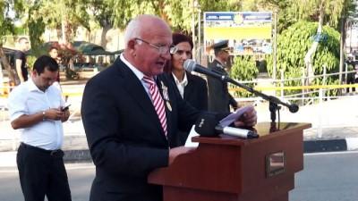 - Gaziler Günü KKTC'de Unutulmadı