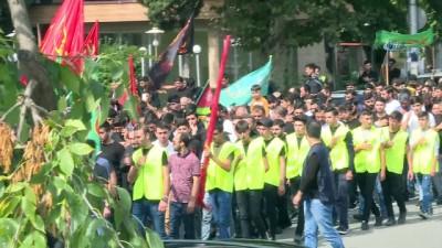 - Gürcistan'da Hz. Hüseyin İçin Nefes Kesen Tasua Yürüyüşü - Gürcistan'da Borçalı Türklerinden Tasua Yürüyüşü
