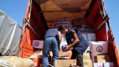 İdlib'e insani yardım - ŞANLIURFA