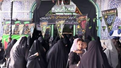 İran'da muharrem ayı etkinlikleri - HÜRREMABAD