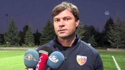 forma - Kayserispor'da gözler Konyaspor maçına çevrildi - KAYSERİ