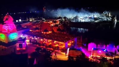 hastane -  - KKTC'de 5 yıldızlı otelde yangın