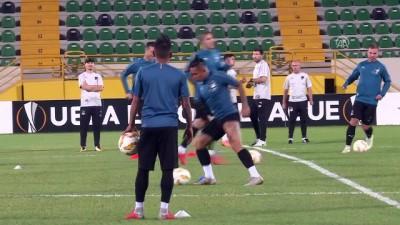 rektor - Krasnodar, Akhisarspor maçına hazır - MANİSA