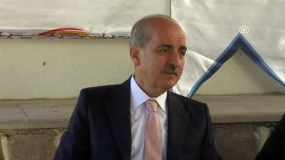 Kurtulmuş: 'Bu seçim AK Parti kurumsal kimliğinin adayları taşıyacağı bir seçim olmayacak' - ANKARA