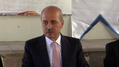 Kurtulmuş: 'Türkiye tek bir ittifaka mecbur ve mahkum değildir' - ANKARA