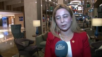 MHP Milletvekili Esin Kara: 'Yerel seçimlerde ittifak olursa bu doğrultuda çalışırız'