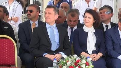 Milli Eğitim Bakanı Ziya Selçuk, Şanlıurfa'da Zeytin Dalı Eğitim Kampüs'ünün açılışına katıldı