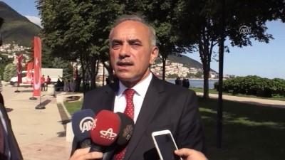 Ordu Büyükşehir Belediye Başkanı Yılmaz'ın görevinden istifa etmesi - Başkan Vekili Tekintaş - ORDU