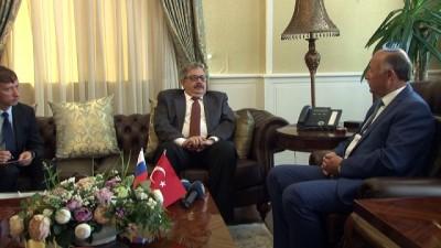 Rusya Ankara Büyükelçisi Yerhov'dan Suriye açıklaması